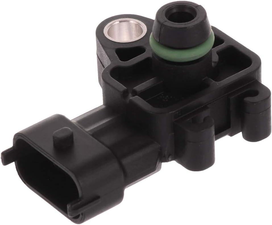 SELEAD Automotive Engine Manifold Absolute Pressure Sensor Fit For 2008-2009 Buick Allure 2014 Buick Enclave 2010-2011 2014 Buick LaCrosse 2009-2011 Buick Lucerne AS372 MAP sensor 1PCS