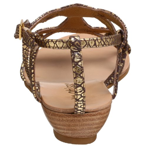 Matisse Chantal Wig Slingback Gold Voor Dames