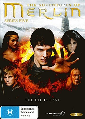 The Adventures of Merlin - Series 5 [5 Discs] [NON-USA Format / PAL / Region 4 Import - Australia] (Merlin Season Five compare prices)