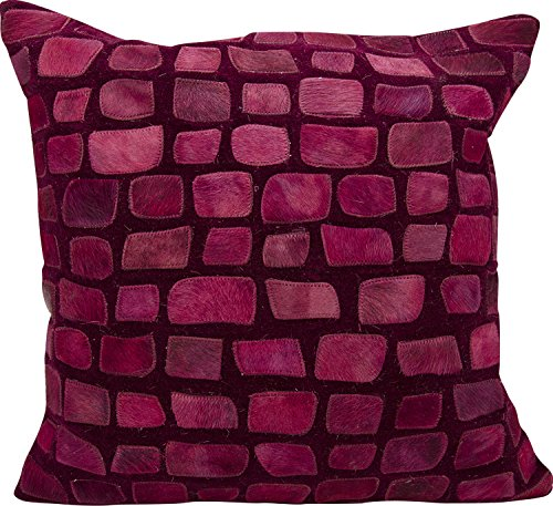 Mina Victory by Nourison Decorative Pillow, Burgundy