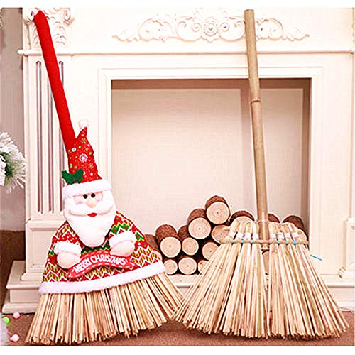 Oppinity Broom, Christmas Snowman Household Cleaning tool ...