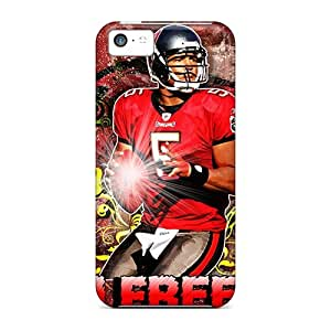 Premium Iphone 5c Case - Protective Skin - High Quality For Tampa Bay Buccaneers