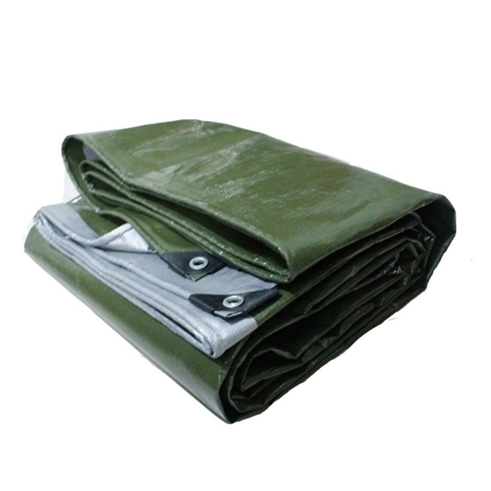 Canvas Tarpaulin Waterproof Cover Heavy Duty Camouflage Tarpaulin Waterproof Cloth Sunscreen Tarpaulin Truck Canvas Oxford Cloth dustproof Tarpaulin Protective Cover Tarpaulin ZHANGQIANG