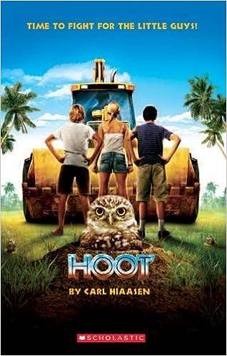 Hoot Audio Pack (Scholastic Readers): Amazon.es: Hiaasen, Carl ...