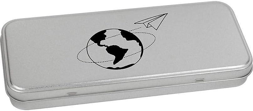 180mm x 75mm Avion de Papel Mundo Caja de Almacenamiento (TT00086549): Amazon.es: Juguetes y juegos