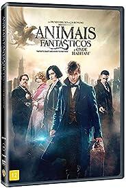 Animais Fantasticos E Onde Habitam [DVD]