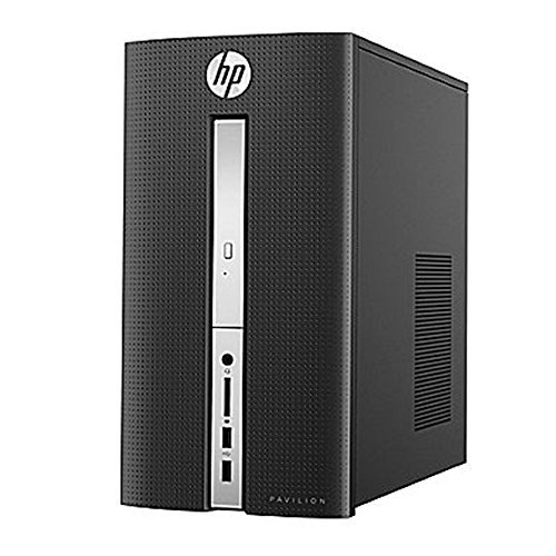 HP Pavilion 510 Flagship Premium High Performance Desktop PC(2017 New Edition), Intel Quad Core i7-6700T Processer 2.8GHz, 8GB DDR4 RAM, 1TB 7200RPM HDD, DVD, WiFi, Bluetooth, HDMI, Windows 10
