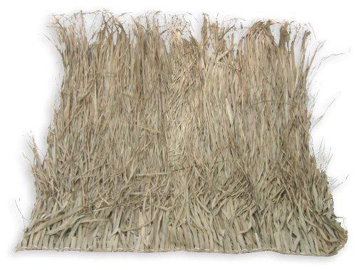 (Wildfowler Natural Grass Mat, Hay, 4' x 8' Feet Conversion)