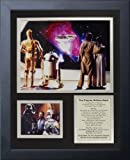 Legends Never Die Star Wars: The Empire Strikes Back Action Framed Photo Collage, 11 by 14-Inch