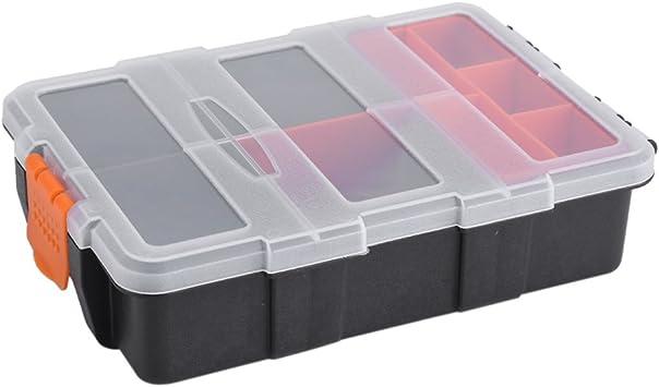 Caja de almacenamiento Organizador de caja, componentes de ...