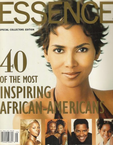 Books : 40 of the Most Inspiring African Americans, By Essence (Special Collectors Edition)