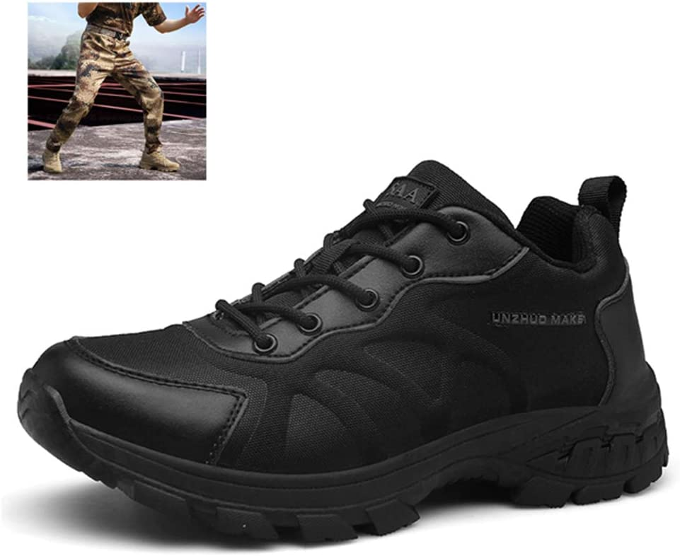 Mens Low Rise Tactical Boots