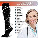 Compression Socks for Women and Men - Best