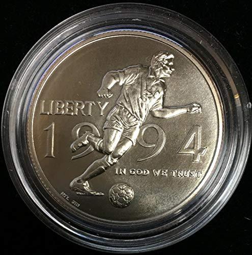 1994 D World Cup Tournament US Commemorative BU Half Dollar (1/2) Choice Uncirculated US Mint