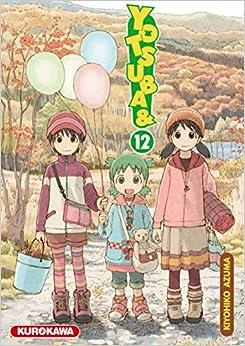 Book's Cover of Yotsuba & ! - tome 12 (12) (Français) Broché – 12 septembre 2013