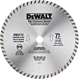 DEWALT 7-Inch Circular Saw Blade, Diamond