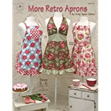 Taylor Made Designs Patterns-More Retro Aprons
