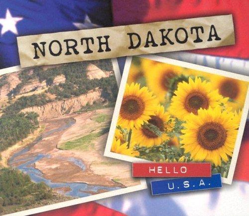 North Dakota (Hello U.S.A.) by Joan Marie Verba - Malls North Dakota Shopping