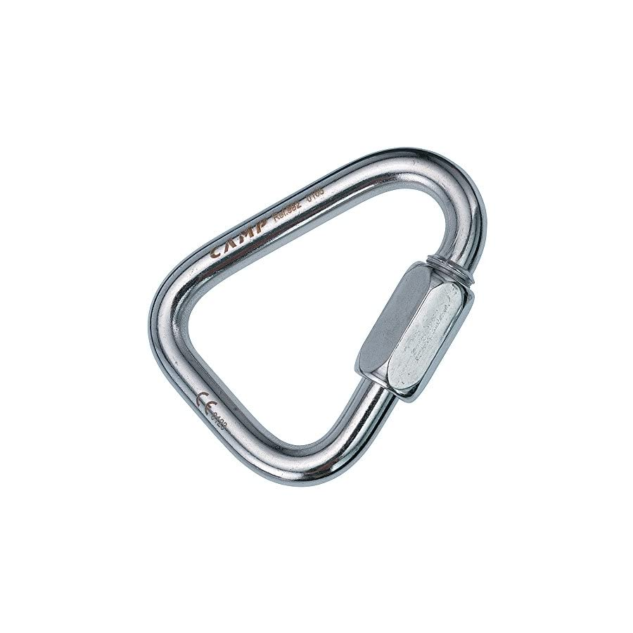 Camp Triangle Quick Link Stainless Steel