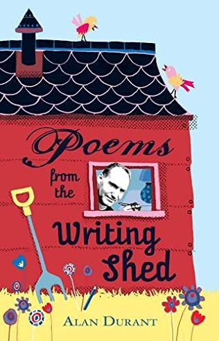 book cover of Poems from the Writing Shed