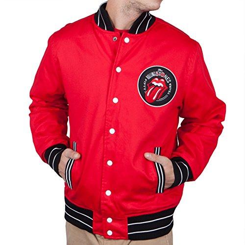 The Rolling Stones - Grrr! Baseball Jacket - Medium by Rolling Stones