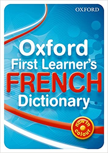 Oxford First Learners French Dictionary Amazon Michael