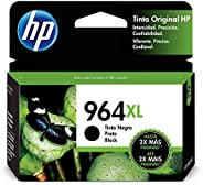 HP Cartucho DE Tinta 964XL Negro hasta 2000 PAGINAS 3JA57AL