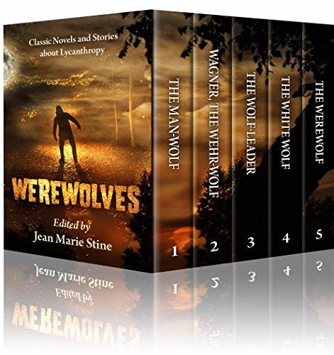 WEREWOLVES: The Lycanthrope 5 Classic Books MegaBundle