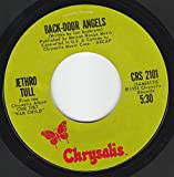 45vinylrecord Bungle In The Jungle/Back Door Angels (7