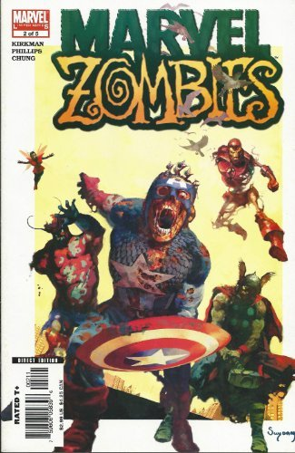 marvel zombies 2 - 6