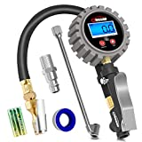 Oasser Digital Tire Inflator with Pressure Gauge Air Compressor Max 255PSI with Digital