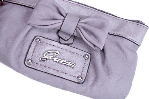 Guess sac fourre cosmétique violet tout Mesdames petit zrP7EnrxH