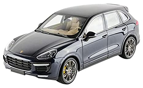 "Minichamps 110064001 - Escala 1:18 ""2014 Porsche Cayenne Turbo S, Modelo"