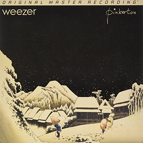 Release Pinkerton By Weezer Musicbrainz