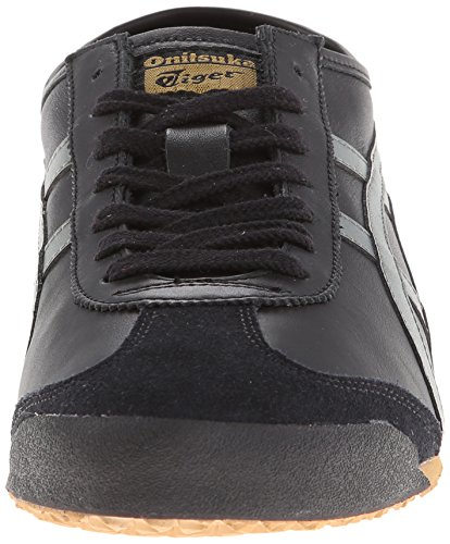 Onitsuka Tiger Mexico 66 Fashion Sneaker Black/Gray/Gold free shipping view clearance pay with paypal prices for sale websites cheap price low shipping sale online Jn8cPU