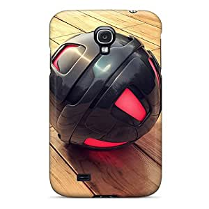 Cute Appearance Cover/tpu ZpJtEVc7540UuUve 3d Sphere Case For Galaxy S4