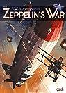 Zeppelin's War, tome 1 : Les Raiders de la nuit par Nolane