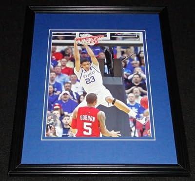 Anthony Davis 2012 Kentucky DUNK Framed 8x10 Photo Poster