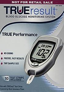 TRUEResult Blood Glucose Starter Kit