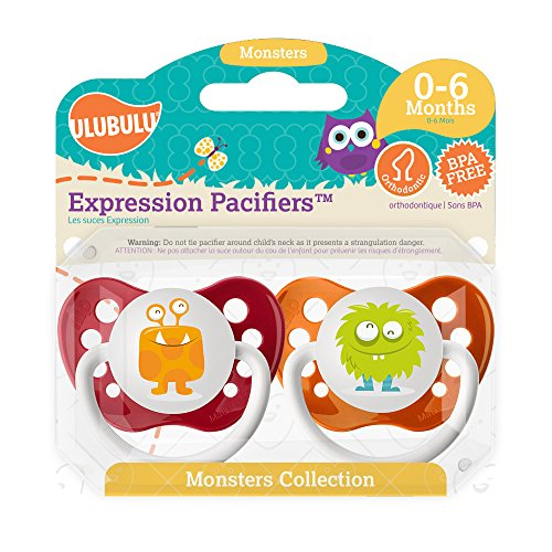 Ulubulu Collection Pacifier Discontinued Manufacturer