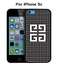 Brand Logo Givenchy Iphone 5c Funda Case - Rugged Durable Slim Anti Dust Scratch-Proof Design Funda Case cover for Iphone 5c