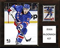 NHL New York Rangers Ryan McDonagh 12 x 15-Inch Player Plaque