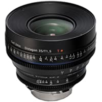 Zeiss Compact Prime CP.2 35mm/T1.5 T* (Feet) PL Bayonet Mount Lens