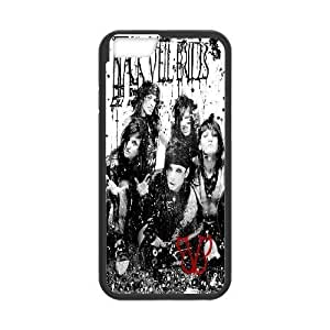 Custom High Quality WUCHAOGUI Phone case BVB - Black Veil Brides Music Band Protective Case For Apple Iphone 6 Plus 5.5 inch screen Cases - Case-19 hjbrhga1544