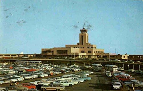 Friendship International Airport Baltimore, Maryland Original Vintage - Maryland Baltimore Airport In