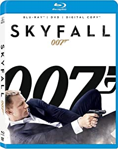 Cover Image for 'Skyfall (Blu-ray/ DVD + Digital Copy)'