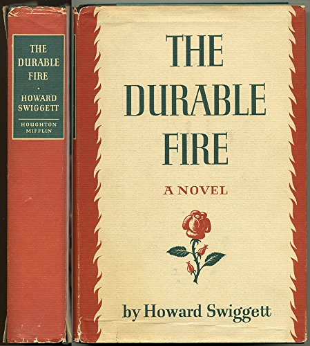 The Durable Fire by Howard Swiggett
