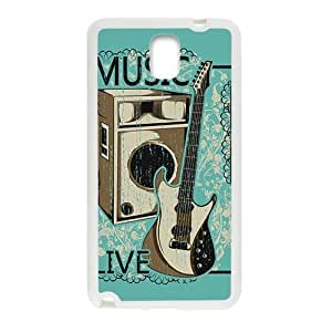 Music Show Time Custom Protective Hard Phone Cae For Samsung Galaxy Note3