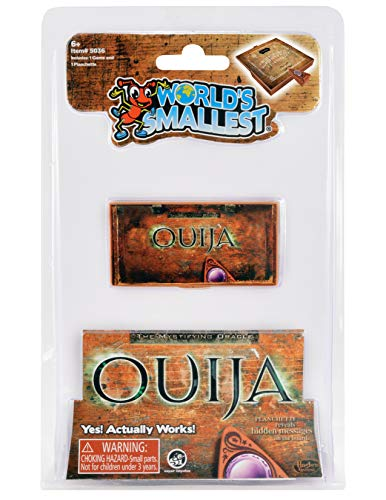 Worlds Smallest Ouija Board Game