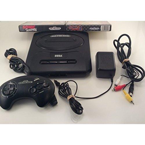 sega genesis console - 8